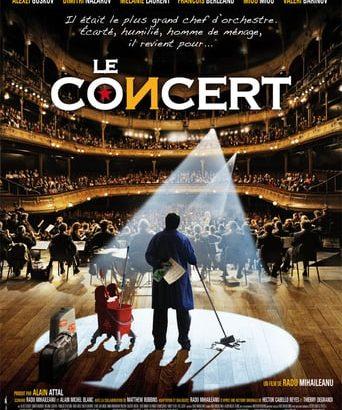 """Affiche du film """"Le Concert"""""""