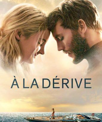 """Affiche du film """"À la dérive"""""""