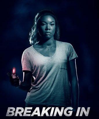 """Affiche du film """"Breaking In"""""""