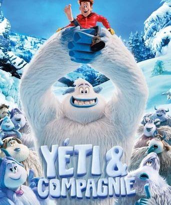 """Affiche du film """"Yéti & Compagnie"""""""