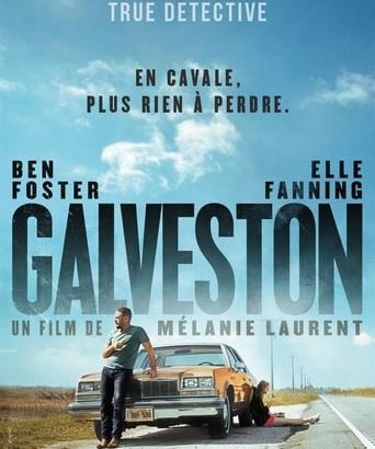 "Affiche du film ""Galveston"""