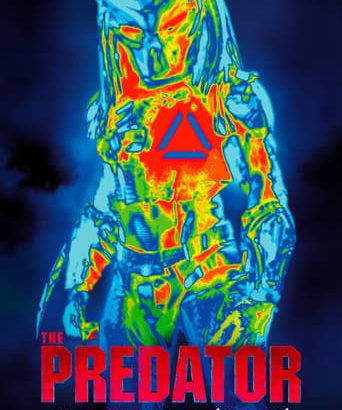 "Affiche du film ""The Predator"""
