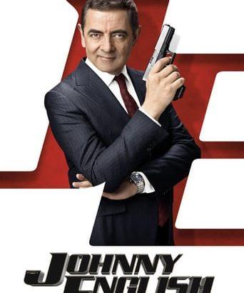 """Affiche du film """"Johnny English contre-attaque"""""""