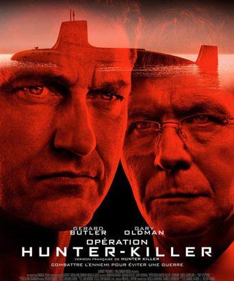 "Affiche du film ""Hunter Killer"""