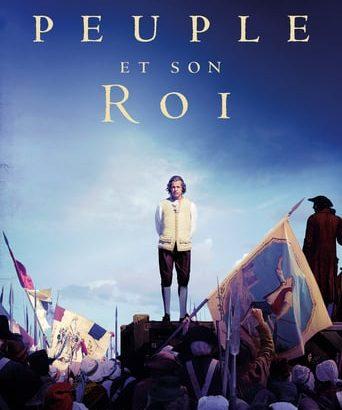 """Affiche du film """"Un peuple et son roi"""""""