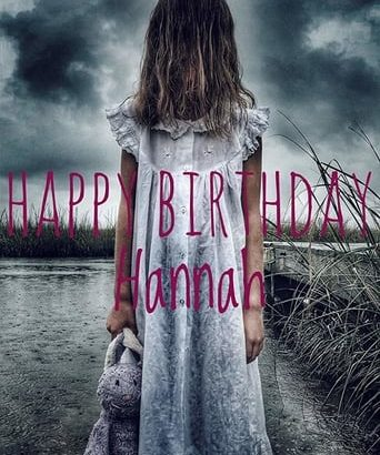 "Affiche du film ""Happy Birthday Hannah"""