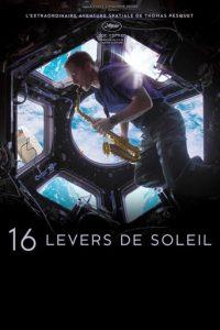 """Affiche du film """"16 levers de soleil"""""""
