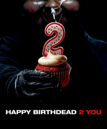 "Affiche du film ""Happy Birthdead 2 You"""