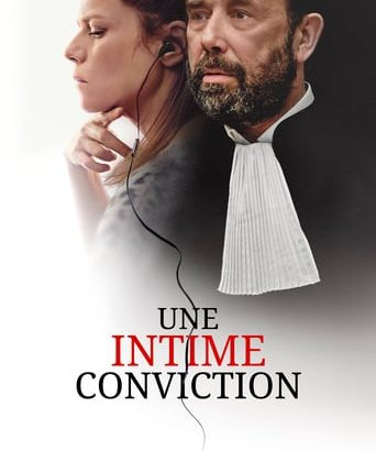 "Affiche du film ""Une intime conviction"""