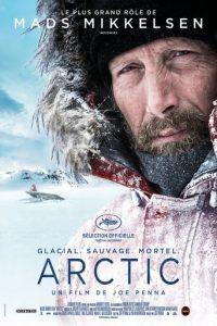 "Affiche du film ""Arctic"""