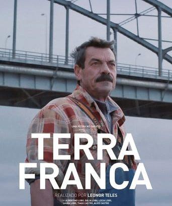 "Affiche du film ""Terra Franca"""