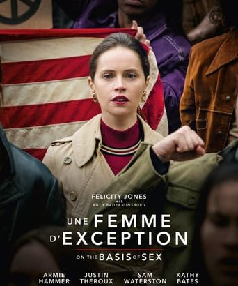 """Affiche du film """"Une femme d'exception"""""""