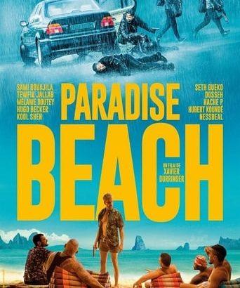 """Affiche du film """"Paradise Beach"""""""