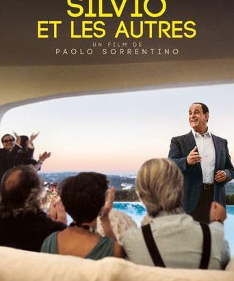 """Affiche du film """"Silvio et les autres"""""""
