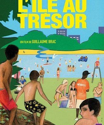 """Affiche du film """"L'île au trésor"""""""